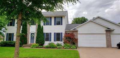Appleton Single Family Home Active-Offer No Bump: 521 E Apple Creek