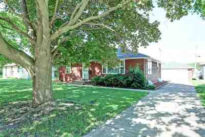 Oshkosh Single Family Home Active-No Offer: 1509 Doemel