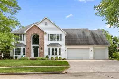 Appleton Single Family Home Active-No Offer: 333 E Haddonstone