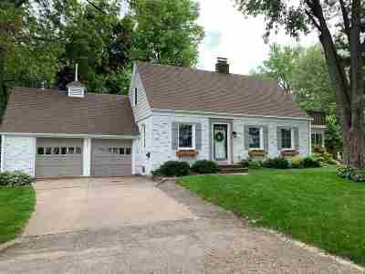 Shawano Single Family Home Active-Offer No Bump: 804 W Pine