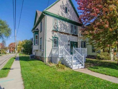 Neenah Single Family Home Active-No Offer: 304 E Forest