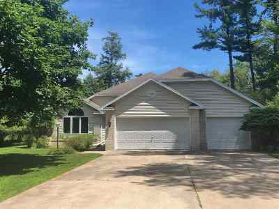 Marinette Single Family Home Active-No Offer: 2346 Woodview