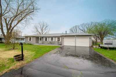 Oshkosh Single Family Home Active-No Offer: 530 Norton