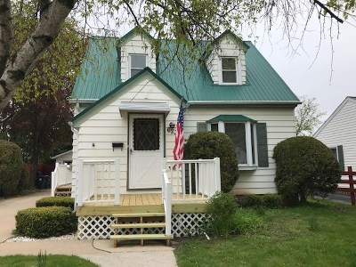 Neenah Single Family Home Active-No Offer: 623 McKinley