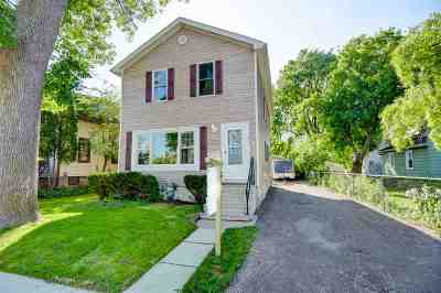 Oshkosh Single Family Home Active-No Offer: 27 Lake