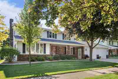 Appleton Single Family Home Active-No Offer: 1410 S Midpark