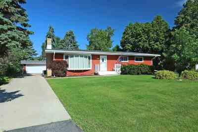 Appleton Single Family Home Active-Offer No Bump: 2535 Teakwood