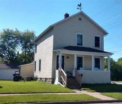 Neenah Single Family Home Active-No Offer: 314 Elm