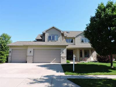 Appleton Single Family Home Active-No Offer: 324 E Benton