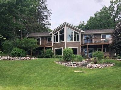 Waupaca Single Family Home Active-Offer No Bump: E893 Stratton Lake