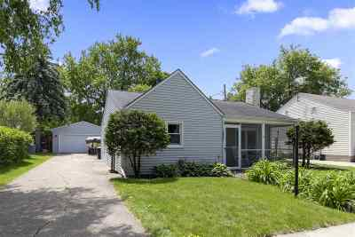 Appleton Single Family Home Active-Offer No Bump: 1631 W Spring