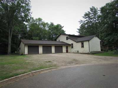 Suring Single Family Home Active-No Offer: 526 N Krueger