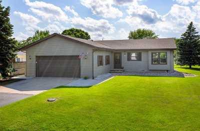 Menasha Single Family Home Active-Offer No Bump: 1296 Bartlein