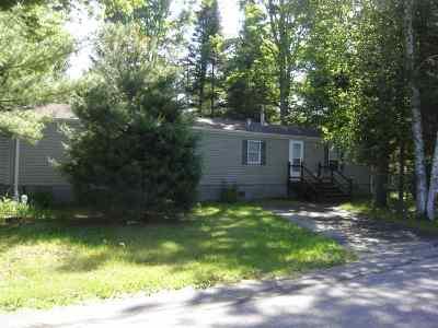 Oconto County Single Family Home Active-No Offer: 17650 Island