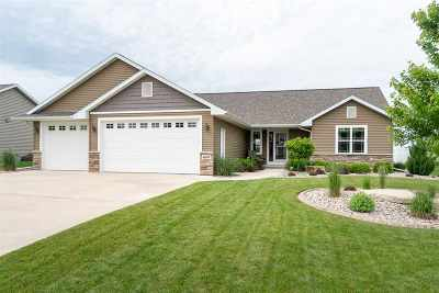 Appleton Single Family Home Active-Offer No Bump: 4848 W Jack Pine