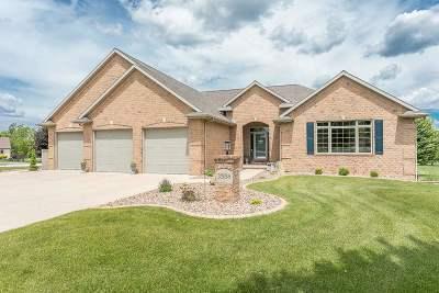 Green Bay Single Family Home Active-Offer No Bump: 3558 Church Hill