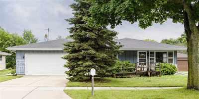 Appleton Single Family Home Active-Offer No Bump: 509 S Matthias