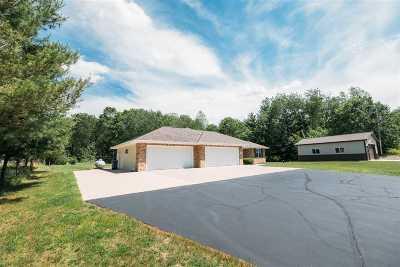 Abrams Single Family Home Active-No Offer: 3886 Brehmer