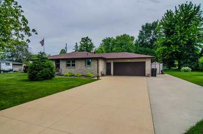 Appleton Single Family Home Active-Offer No Bump: N9682 Mary