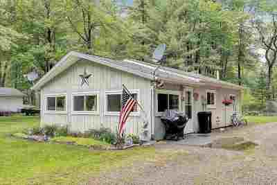 Oconto Single Family Home Active-Offer No Bump: 2052 Hwy Nn