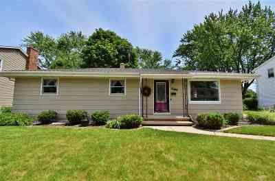 Appleton Single Family Home Active-Offer No Bump: 2608 N Elmwood