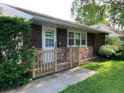 Appleton Single Family Home Active-Offer No Bump: 1207 W Glendale