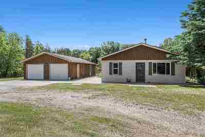 Crivitz Single Family Home Active-No Offer: W11661 Forbes