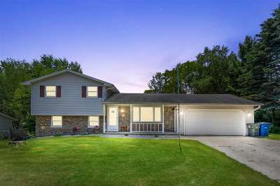 Ashwaubenon Single Family Home Active-Offer No Bump: 1609 Port