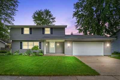 Appleton Single Family Home Active-Offer No Bump: 1831 N Eugene