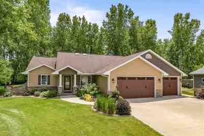 Appleton Single Family Home Active-Offer No Bump: 2345 W Barley