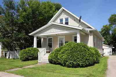 Neenah Single Family Home Active-No Offer: 208 Center