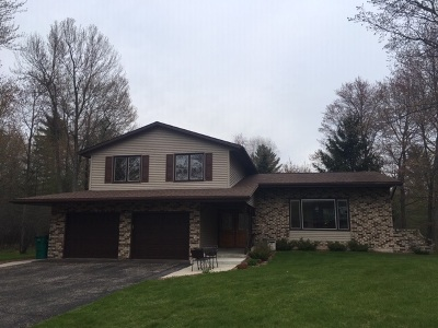 Marinette Single Family Home Active-Offer W/Bump: N3724 Cleveland