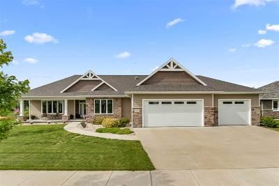 Oshkosh Single Family Home Active-No Offer: 3880 Shorebird