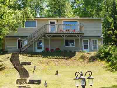 Oconto County Single Family Home Active-No Offer: 18260 Buckeye