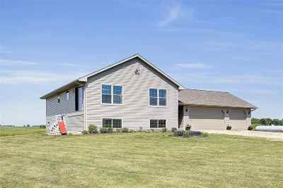 Pulaski WI Single Family Home Active-Offer No Bump: $274,900
