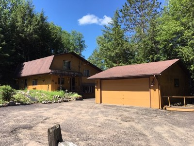 Lakewood Single Family Home Active-No Offer: 18283 Lake John