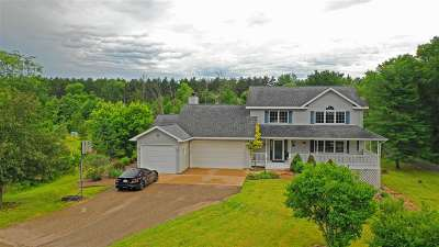Waupaca Single Family Home Active-No Offer: E2474 Old Mill Run