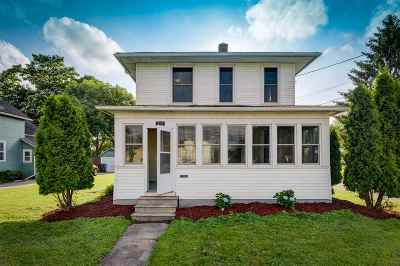 Neenah Single Family Home Active-Offer No Bump: 310 River