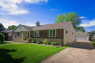 Appleton Single Family Home Active-Offer No Bump: 948 E Frances
