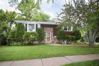 Appleton Single Family Home Active-No Offer: 1508 W Marquette