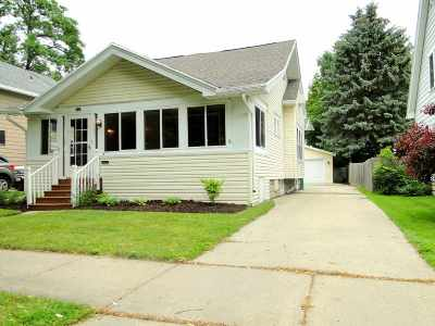 Appleton Single Family Home Active-Offer No Bump: 720 W Summer