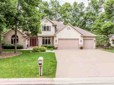 Appleton Single Family Home Active-Offer No Bump: W5944 Blazing Star