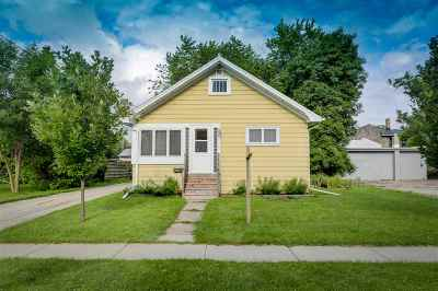 Neenah Single Family Home Active-Offer No Bump: 325 River