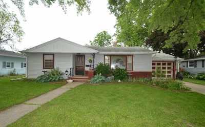 Green Bay Single Family Home Active-Offer No Bump: 1651 Cypress