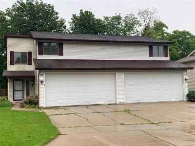 Appleton Multi Family Home Active-Offer No Bump: 1409 N Birchwood