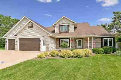 Oshkosh Single Family Home Active-No Offer: 3970 Prairie