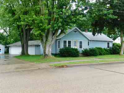 Gillett Single Family Home Active-No Offer: 112 S Oak