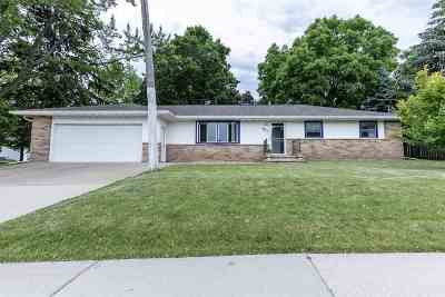 Appleton Single Family Home Active-No Offer: 4721 N Meade