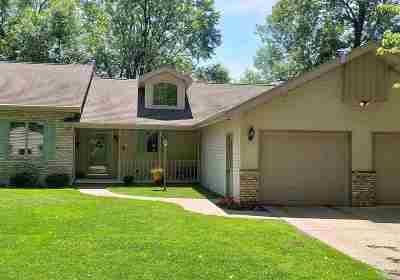 Menasha Single Family Home Active-No Offer: W6941 Firelane 4