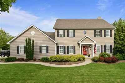 Appleton Single Family Home Active-No Offer: 4232 N Terraview
